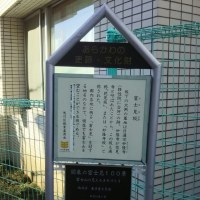西日暮里の富士見坂