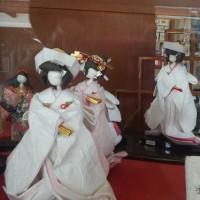 内山和紙で手作り人形