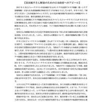 「危険地報道を考えるジャーナリストの会」による【安田純平さん解放のための日本政府へのアピール】