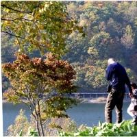 今日のダム湖 ・・・ ❢