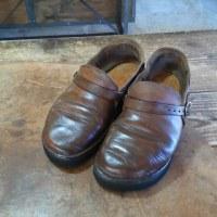 カジュアルな靴もオールソール可能です