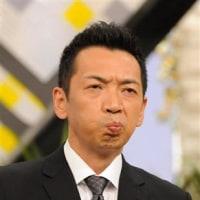 宮根誠司の場合、この顔、見りゃ分かるぜ、精神年齢!