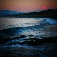 『紅富士』 浜風は