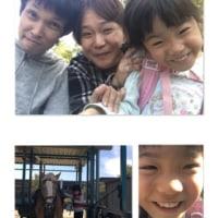 家族ショット)^o^(