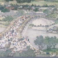 京都⑤ 陶板名画の庭
