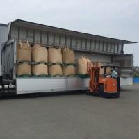 デュラム小麦の出荷