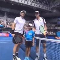 全豪オープンテニス2017 3回戦 A.マレー×サム・クエリー