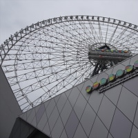 「OSAKA WHEEL」/EXPO CITY