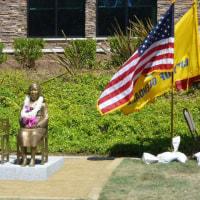 米でまた慰安婦問題象徴の少女像設置へ