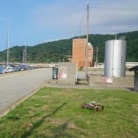 6/24(土)晴れ☀佐渡、小木港へ。54マイル