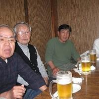 近畿坂商会役員会議
