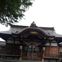 子守(こまもり)神社にお願いして来ました。