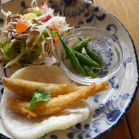 ベトナム料理やさんの庭の鳥たち №2