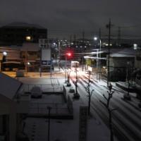 今年もやってきた...雪。in・2017(ー_ー)!!