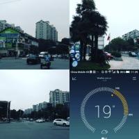 寒くなってまいりました・・・ #上海