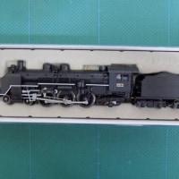 MICROACEのC形蒸気機関車-2 C54、C58とC61を弄る