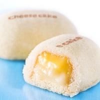 170626_東京ばな奈の新作・・・「銀座のチーズケーキ」です。・・をいただく