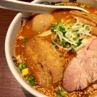麺屋武蔵の蒲辛武蔵ら〜麺といっせいの担々麺