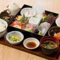 ランチタイムの贅沢和食