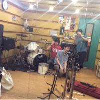 昨日はバンド練習! 東北番外編写真もーー