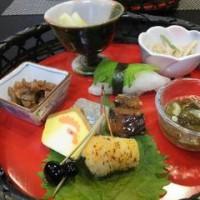 """""""日待ち""""で美味しい料理を食べました"""