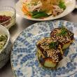7月最初の男の料理は和食