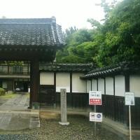 渋沢栄一の生地【中の家(なかんち)】