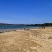 朱鞠内湖で会いましょう。小林さん82㎝