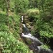 枝幸の滝 激流の滝と高広の滝