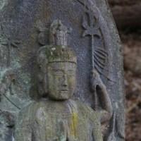 虚空蔵山の仏たち