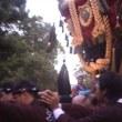 百舌鳥八幡宮 秋祭り (月見祭)