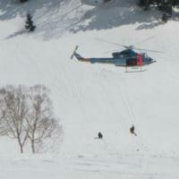 山岳遭難救助中の死亡事故の判決