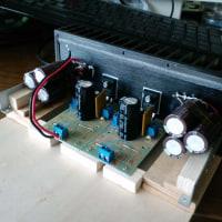 真空管アンプ改造(3)