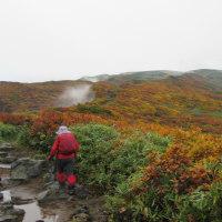山紀行(紅葉の鳥海山・月山  2016.10.14~10.17)