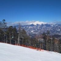 開田高原マイア ( ski 2016-2017 #3 )