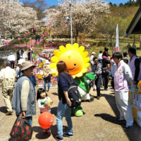 八重桜まつりに参加してきました!