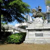 鎌倉近国を歩く21 伊東の伊東祐親像