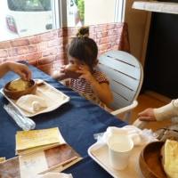 ハイジのチーズパン最終日。ありがとうございます☆