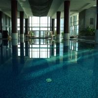 インターコンチネンタル蘇州 プールで過ごす休日