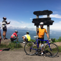 チャレンジヒルクライム岩木山2017