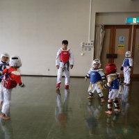 鎌ヶ谷テコンドークラブ、7月23日(土)の練習模様!!