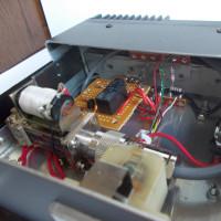 JA3FGQO(小倉)さんから、430MhZリニアアンプの写真が届きました。