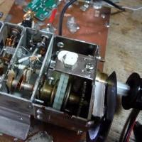 旧式UHF・TV用チューナ改造    - 扱う周波数を低めにするために -