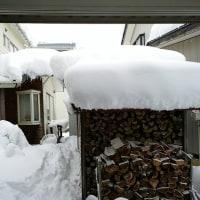 几帳面な除雪