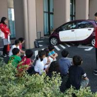 5年生 自動車体験授業