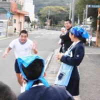 12月10日(土)中学校のお兄さん、お姉さんがんばれ!