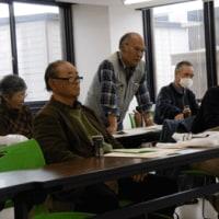 県原水協の総会でした
