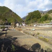 長者川と棚田