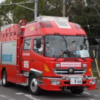 奈良市消防局 南消防署 Ⅲ型救助工作車