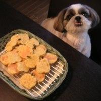 かぼちゃのヘルシークッキー